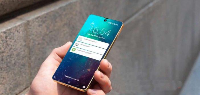 Tschüss Lautsprecher, willkommen Knochenschall auf Samsung Galaxy