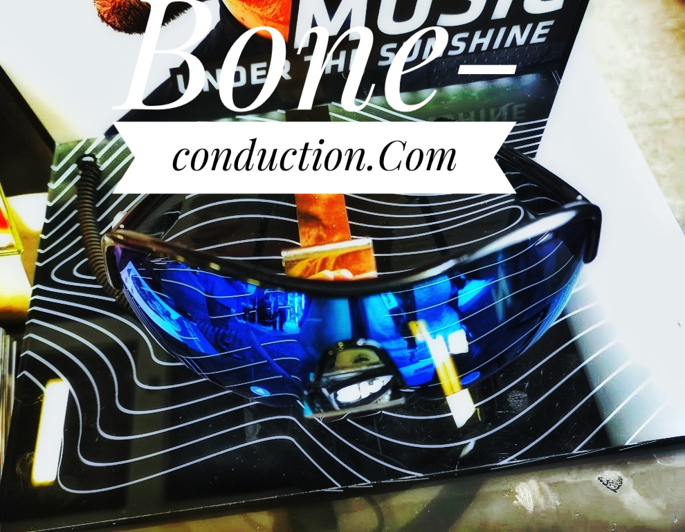 OptiShokz: bone conduction music sunglasses