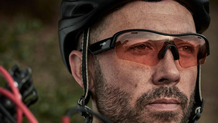 AfterShokz Bone Conduction Sunglasses: OptiShokz Revvez