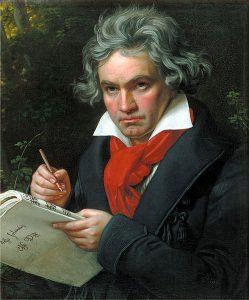 Beethoven maakte al gebruik van bone conduction