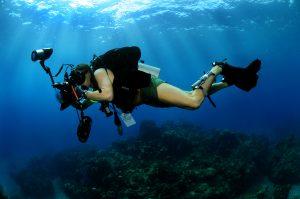 bone conduction duiken