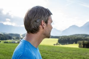 Bone conduction implants for Hearing impaired