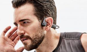 Aftershokz trekz air: perfecte workout hoofdtelefoon