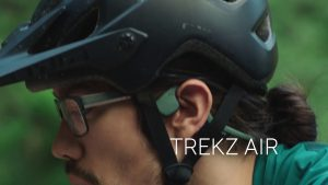 The AfterShokz Trekz Air: Ideaal to Ride Along