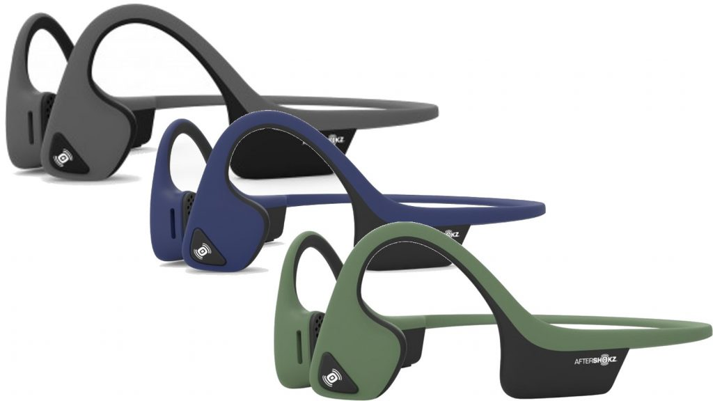 aftershokz trekz air colors