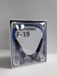 lf-19 bone conduction hoofdtelefoon netjes geleverd