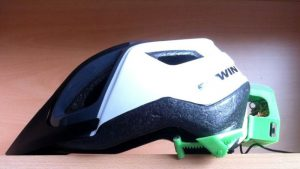 bone conduction bicycle helmet