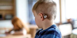ADHEAR Bone conduction Hearing Aid