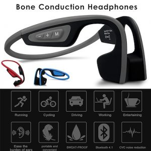 low quality bone conduction headphones