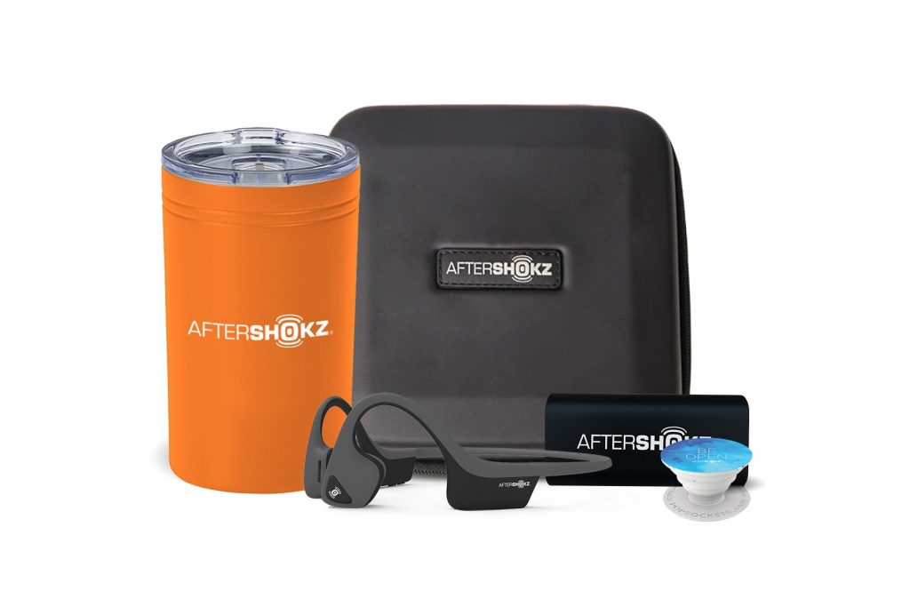 AfterShokz Trekz Air Tech Bundle Promotion