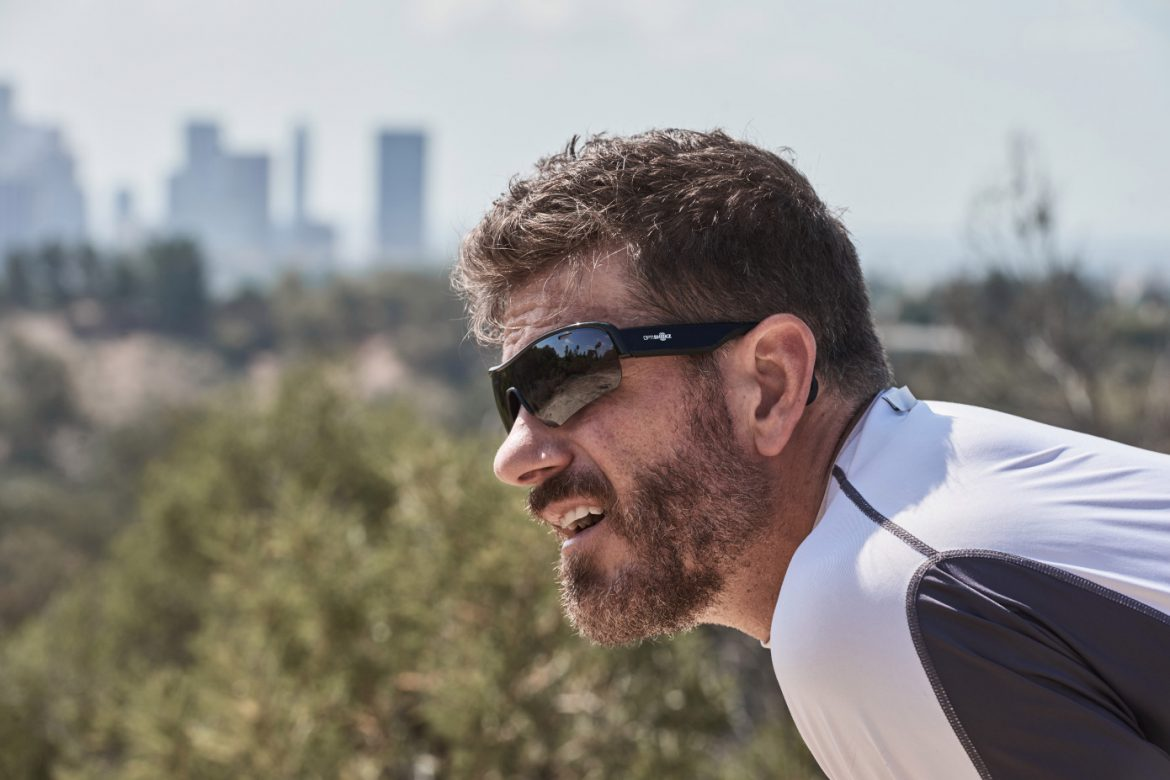 OptiShokz Revvez bone conduction sunglasses for sale