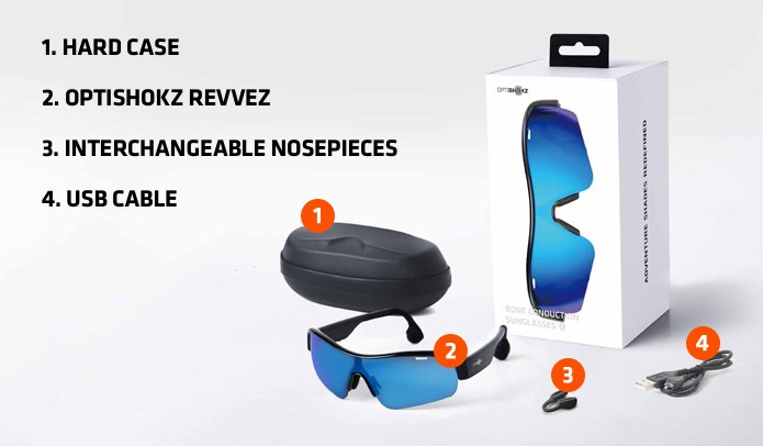 optishokz revvez what you get