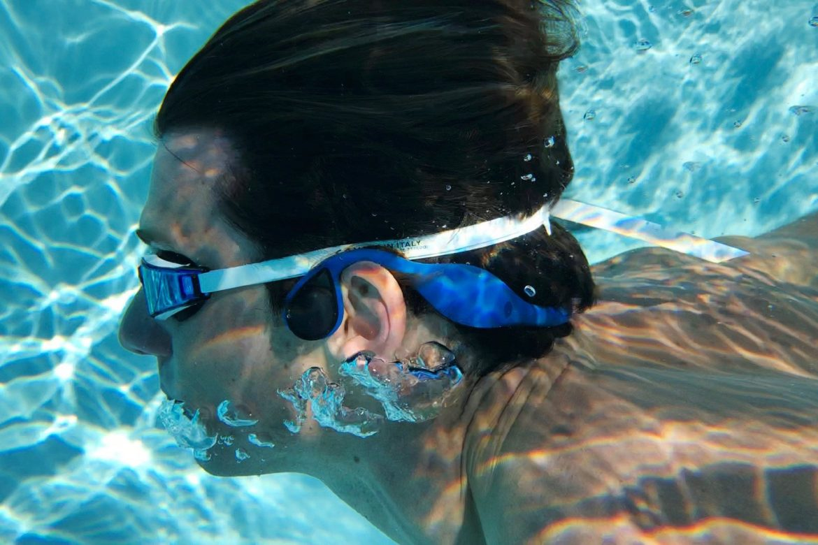 Zygo … the first real waterproof bone conduction headphones