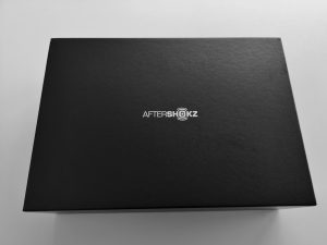 AfterShokz Aeropex Black Box