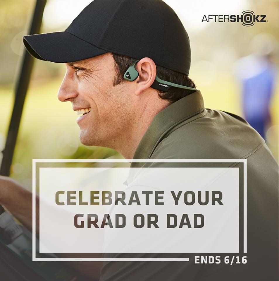 aftershokz father's day sales and deals