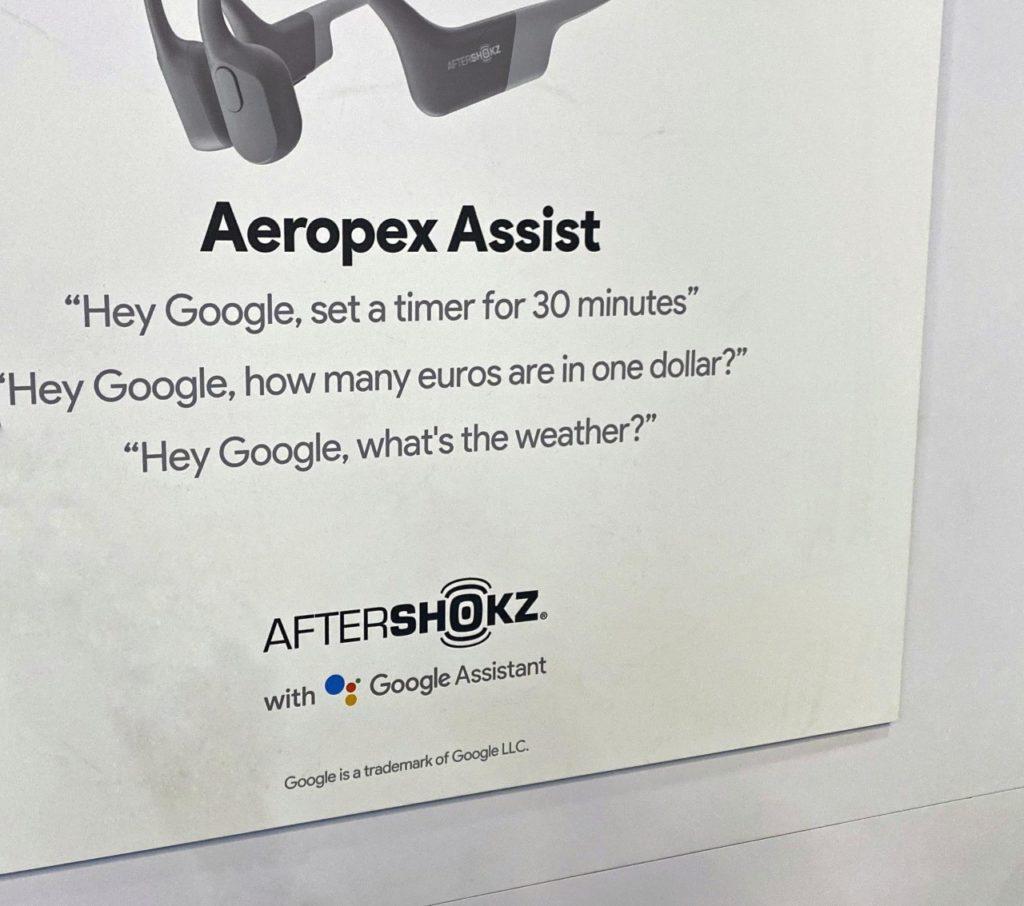 aeropex assist